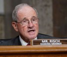 """Who Is That Person?"": Republican Sen. James Risch Asks Who Has the Mute Button That Cuts Pres. Joe Biden Mid-Sentence"