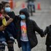 Migrant families in Guatemala