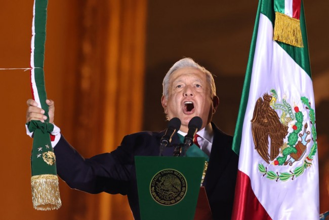 Mexico to Host 'Pink Tide' Summit for New Latin America's Leftist Leaders