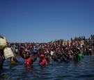Pres. Joe Biden's Administration Begins Deporting Haitian Migrants Staying Under Del Rio Bridge in Texas