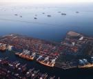 California Ports Face Record-High Backlog of Cargo Ships