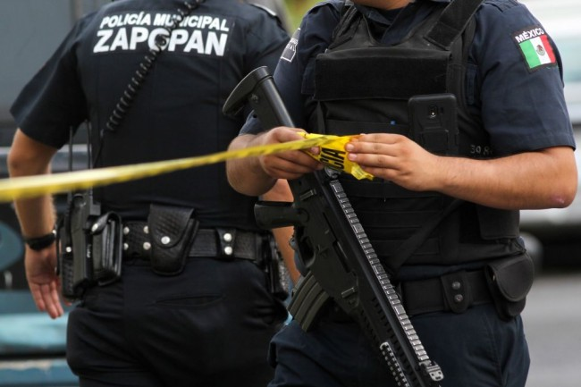 Son of Mexico Official, Who Sang Tributes to Jalisco Cartel Boss 'El Mencho,' Shot in the Head at Cemetery