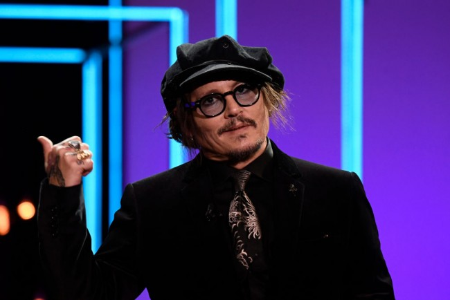 Johnny Depp Decries Cancel Culture, Says He's a Victim and That 'No One Is Safe'