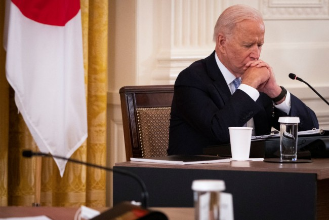 Pres. Joe Biden Admits Struggling to Fulfill Campaign Promises Due to Donald Trump Missteps, Anti-Vaxxers, Natural Disasters
