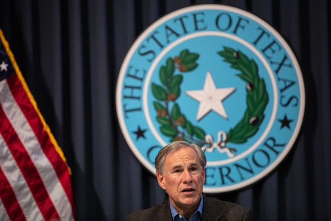Texas Gov. Greg Abbott Vows to Hire Horse-Mounted Border Patrol Agents Who Will Be Fired by Pres. Joe Biden