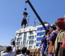"""Taliban Executes Public Hanging with a Dead Body Suspended From Crane; Biden Administration Earlier Lauded the Group for """"Businesslike"""" Dealings"""