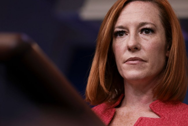 """White House Press Secretary Jen Psaki Defends Joe Biden's Refusal to Take Questions From Press, Says Some Questions Are """"Not on Point"""""""