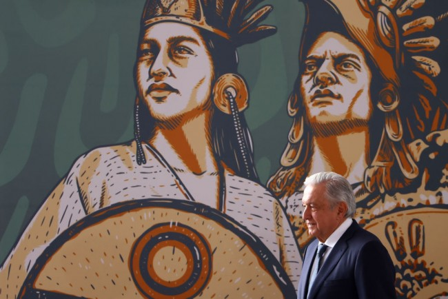 Mexico Creates National Guard Special Team to Recover Stolen Archaeological Pieces