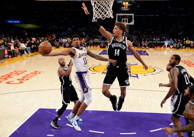 LA Lakers Open Preseason With a Loss Against Brooklyn Nets; Lakers' Young Guns Came up Short in Debut at Home