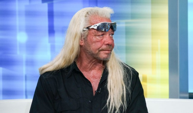 Dog the Bounty Hunter Is Served With $1.3M Lawsuit During Brian Laundrie Search at Florida Park Over 'Racist Behavior'