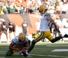 NFL: Green Bay Packers Snatch Win From Cincinnati Bengals After Mason Crosby's OT Field Goal
