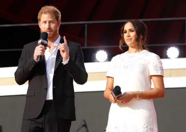 Prince Harry, Meghan Markle Opt Not to Hold Daughter Lilibet's Christening in U.K. As It's Likely Be in California: Royal Sources