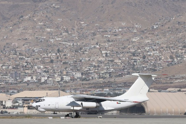 U.S. Air Force Says Five Individuals Intended to Hijack the Evacuation Flight Out of Afghanistan