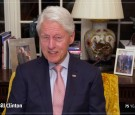 Ex-President Bill Clinton Speaks during 75th Anniversary of CARE