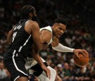 Giannis Antetokounmpo Leads Milwaukee Bucks to Double-Digit Win Over Brooklyn Nets in Season Opener After 2021 NBA Championship Ring Ceremony