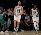 New York Knicks Survive Double OT in Season Opener Against Boston Celtics