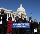 Paris Hilton Visits Capitol Hill, Urges Lawmakers to Reform 'Troubled Teen Industry' After Own Experiences of Abuse