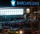 Kyrie Irving's Anti-Vaxx Supporters Storm Barclays Center, Prompting Brooklyn Nets to Place Arena on Lockdown