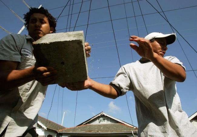Latino, Hispanic Labor Employment, Construction, immigrants, immigration