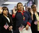 immigrants naturalization ceremony citizenship