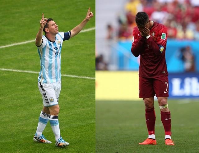 Cristiano Ronaldo vs. Lionel Messi 2014-15 Predictions ...