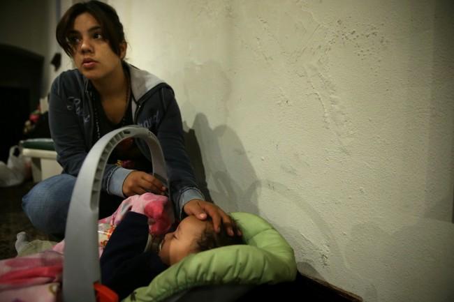 unaccompanied, undocumented