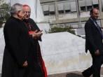 Pope Francis Visits Policlinico Agostino Gemelli Hospital