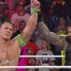 John Cena & Roman Reigns Stand Tall on WWE RAW