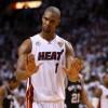Miami Heat Power Forward Chris Bosh