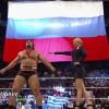 Rusev & Lana Battle Roman Reigns on WWE Smackdown