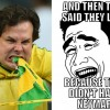Twitter, Facebook Finds Laughter in Brazil's World Cup Loss With Viral Memes