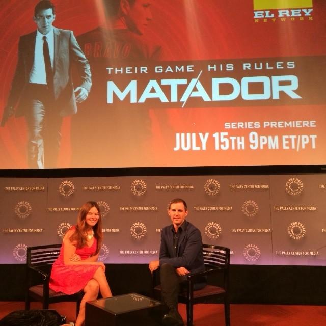 """""""Matador"""" Screening/Q&A with Roberto Orci"""