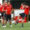 Argentina, Germany start final tuning, Suarez loses appeal