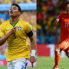 Brazil Battles Netherlands for Third Place in 2014 FIFA World Cup