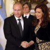 Putin and Argentine President
