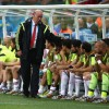 What can Vicente del Bosque do help Spain step up its game in coming months?