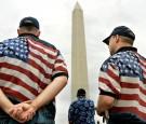 Anti Immigrant Demonstrators Rally In Washington