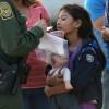 immigrant immigration children kid girl border