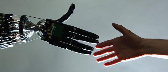 Robot, AI, economy, automation, future, pew report,