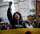 Anti-Government Protesters Hold Demonstration In Rio