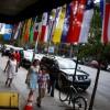 latin america harlem new york immigration flags