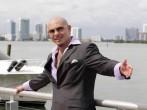 Cuban-American Rapper Pitbull