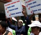 Election primaries in Arizona, Florida, Oklahoma and Vermont