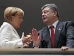 Russia Pushing Ukraine Conflict to 'Point of No Return,' E.U. Leader Says