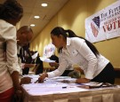 Naturalization Ceremony Held At Annual League Of United Latin American Citizens Convention