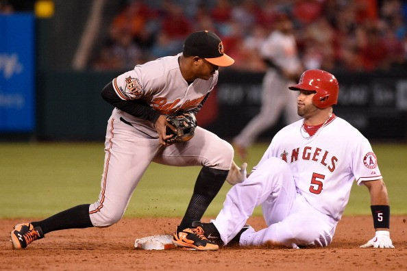 Baltimore Orioles and Los Angeles Angels of Anaheim clinch MLB Playoff spot