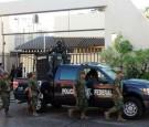 Police Cordon Off Aquiles Gomez' Home