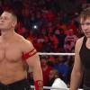 John Cena & Dean Ambrose Battle The Authority on WWE Raw