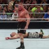 Will Brock Lesnar Defend His Title At