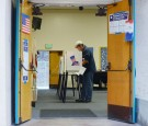 voting voter polling booth